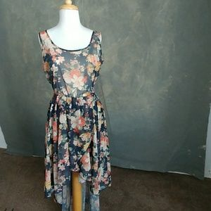 Venus High Low Dress